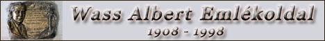 Wass Albert Emlékoldal